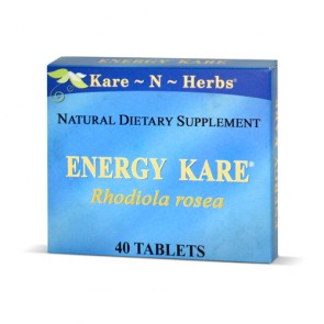 Kare-N-Herbs Energy Kare | Bulu Box - sample superior vitamins and supplements