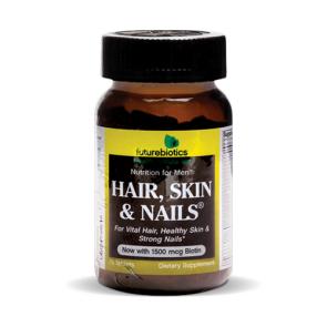 mens hair, skin, nails | Future Biotics