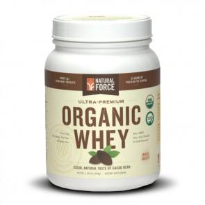 Natural Force Organic Whey | Bulu Box Sample Superior Vitamins and Supplements