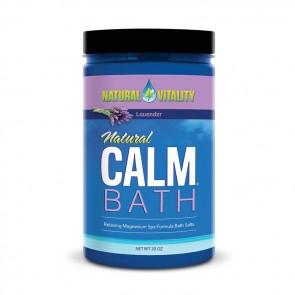 Natural Calm Bath - Lavender | Bulu Box - sample superior vitamins and supplements