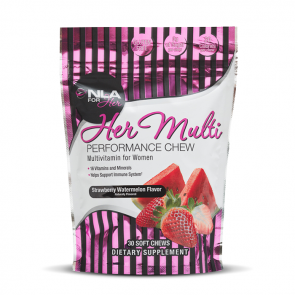 NLA for Her Her Multi Chews | Bulu Box - Sample Superior Vitamins and Supplements