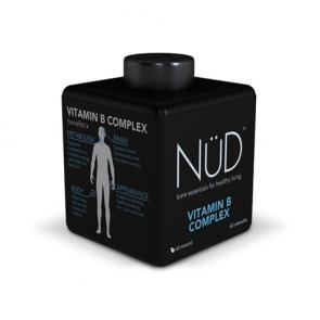 NUD - Vitamin B Complex | Bulu Box Samples Superior Vitamins, supplements and healthy snacks