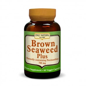 Only Natural - Brown Seaweed Plus | Bulu Box - sample superior vitamins and supplements